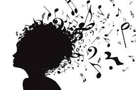 mujer musical